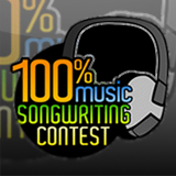 100% Music Songwriting Contest - Le tremplin musical mondial !