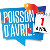 1er avril : poisson d'avril !