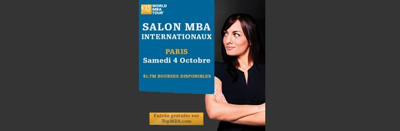 salon qs les top mba et executive mba fran ais et On salon mba paris