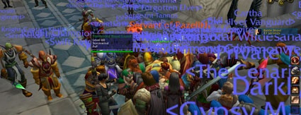 rencontre sur World of warcraft