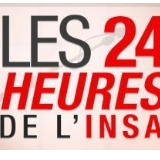 24h de l'INSA : un week-end de fête