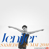 Concert exclusif de Jenifer... sur Youtube !