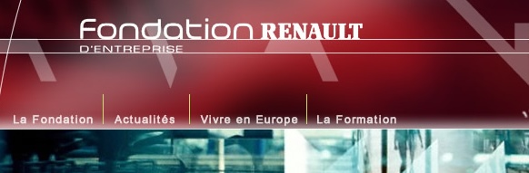 La fondation Renault imagine la licence pro