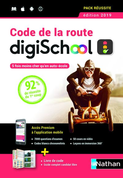 Code de la route digiSchool