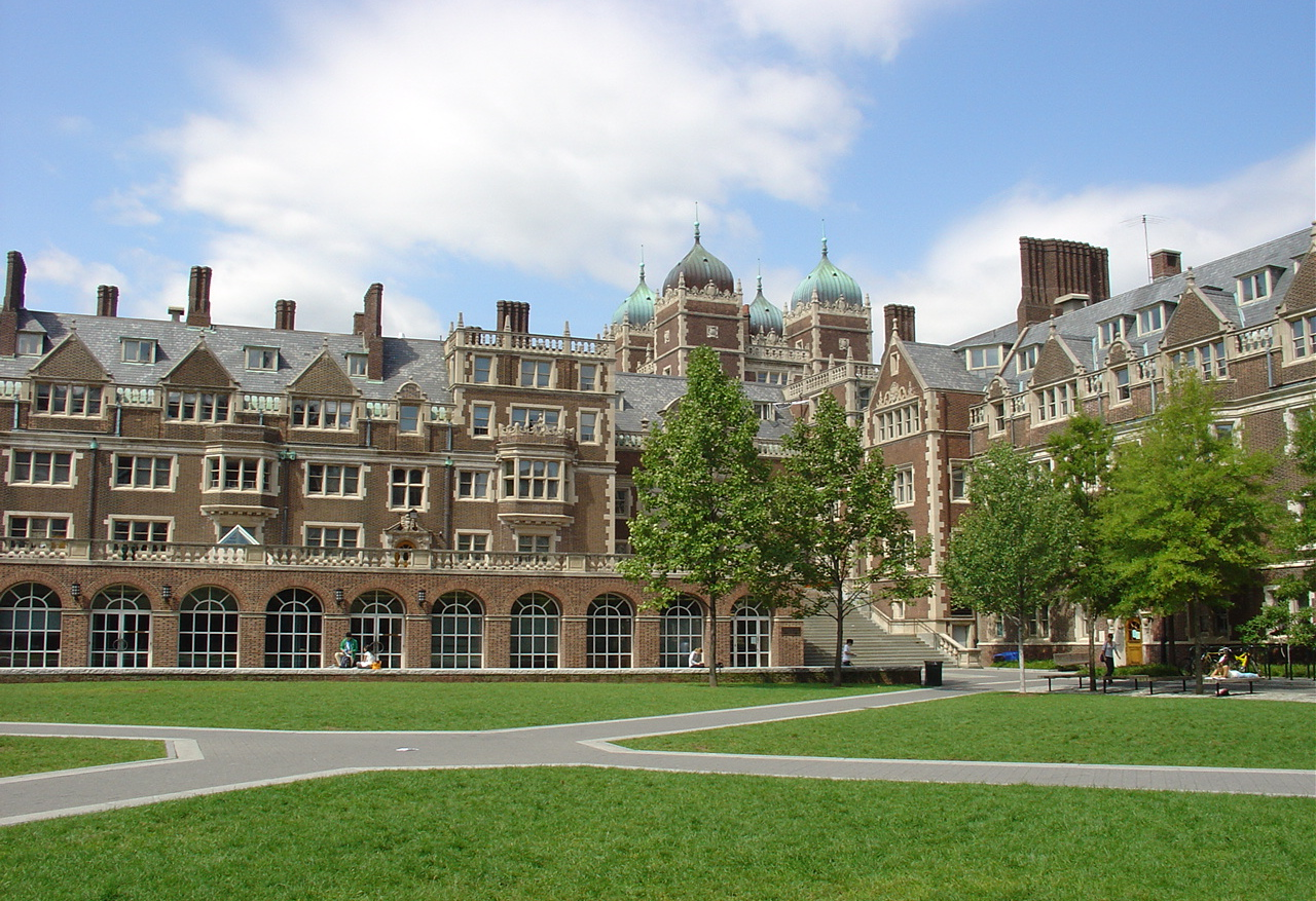The Best Places To Study At Wharton - Undergraduate