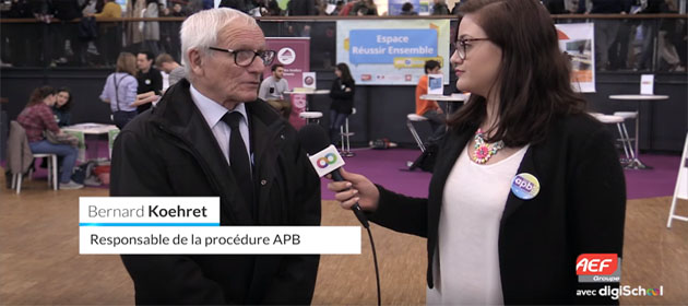 Admission post bac apb comment s 39 inscrire sur apb lorsqu for Salon apb paris