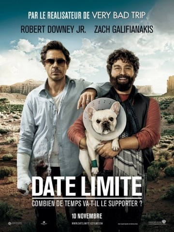 date limite todd phillips very bad trip