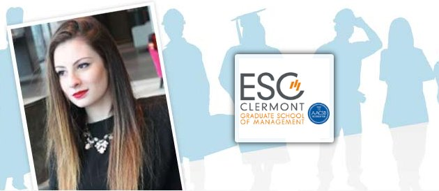 Interview : Lucile, Etudiante en Commerce/Marketing à l'ESC Clermont