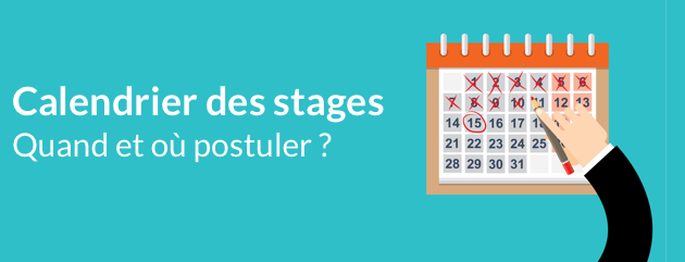 Calendrier national des Stages