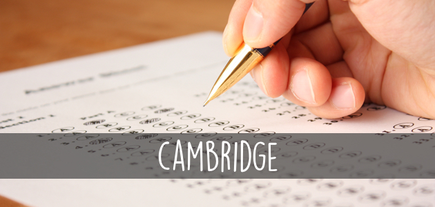 Test d'anglais : Les 5 examens de l'Université de Cambridge