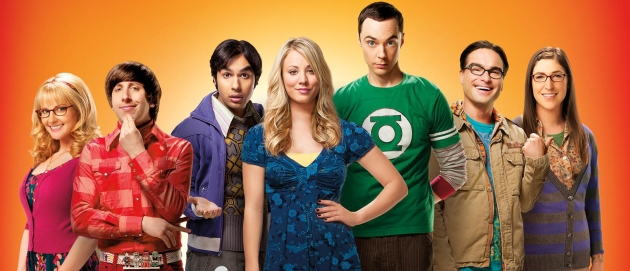 The Big Bang Theory, bourse, chuck lorre, sciences