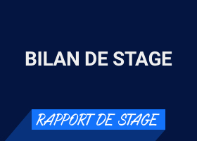 Bilan de stage:  comment réussir son analyse ?