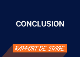 Comment faire la conclusion du rapport de stage ?