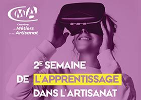 #GenerationArtisanat : trouve ta voie d'apprentissage