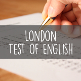 Les examens du London Test of English ou PTE General