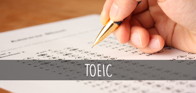 toeic   tout savoir sur le test of english for