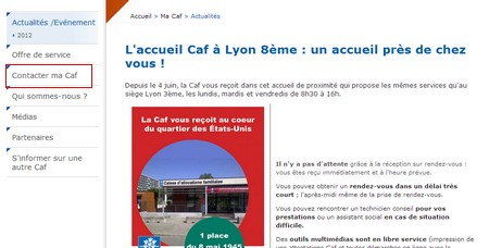 Tutoriel demander une allocation logement la caf - Credit carrefour pieces justificatives ...